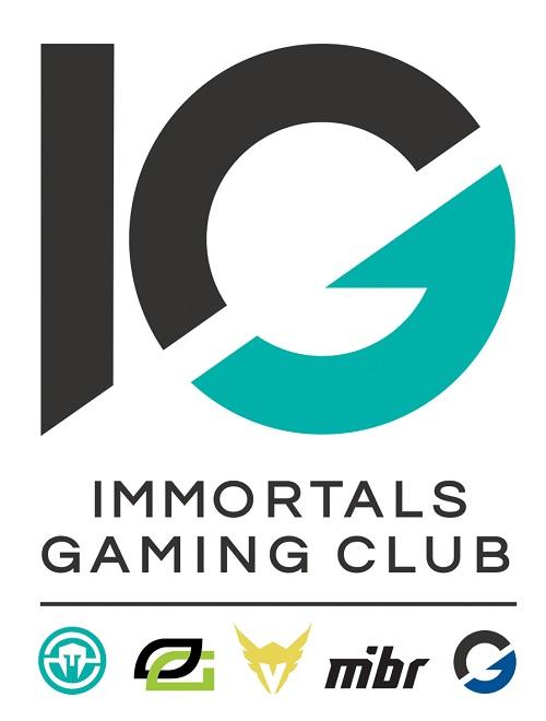 Immortals Gaming Club brands