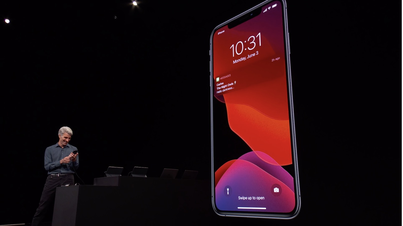 Apple debuts iOS 13 for iPhones and iPods, splits off iPadOS