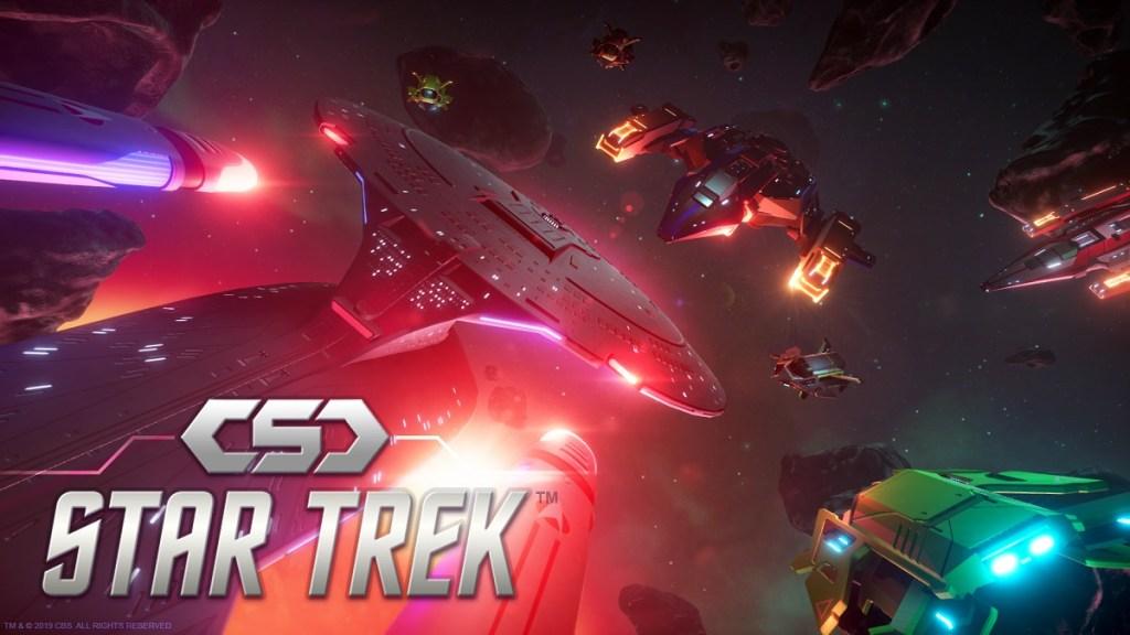 Lucid Sight Star Trek Blockchain Game