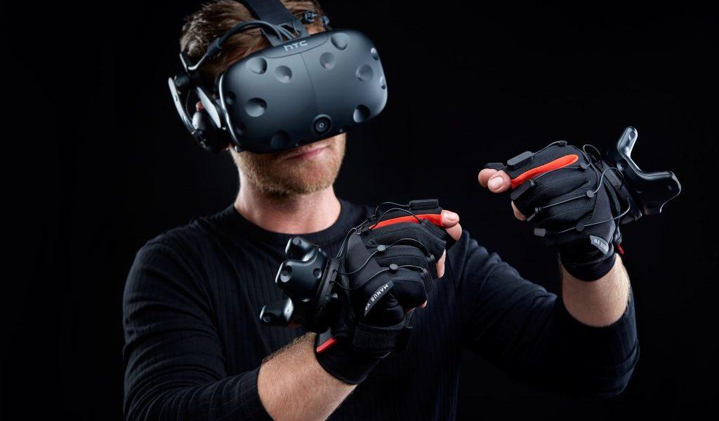 Manus has some new haptic gloves for VR.