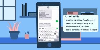 AllyO raises $45 million for its AI-driven hiring platform