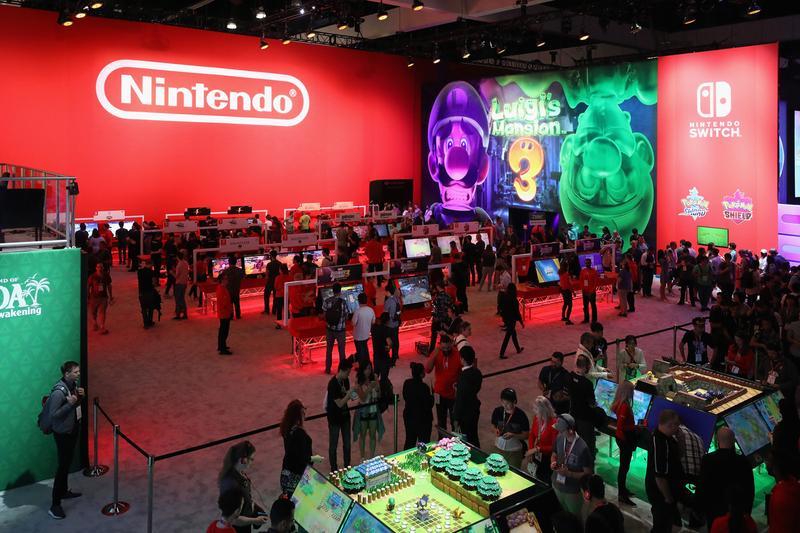 Nintendo at E3 2019