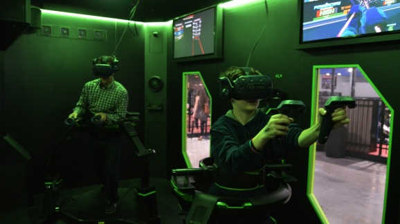 Omniverse VR