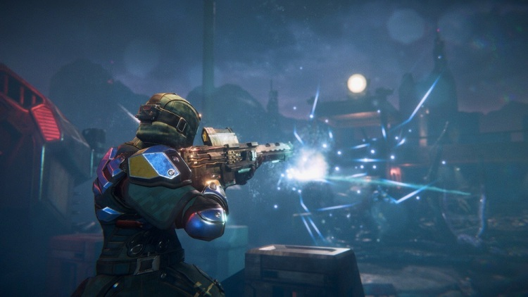 Phoenix Point moves from top down to third-person views during combat.