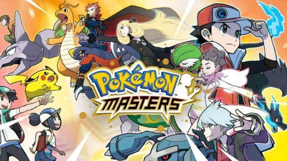 Pokémon Masters.