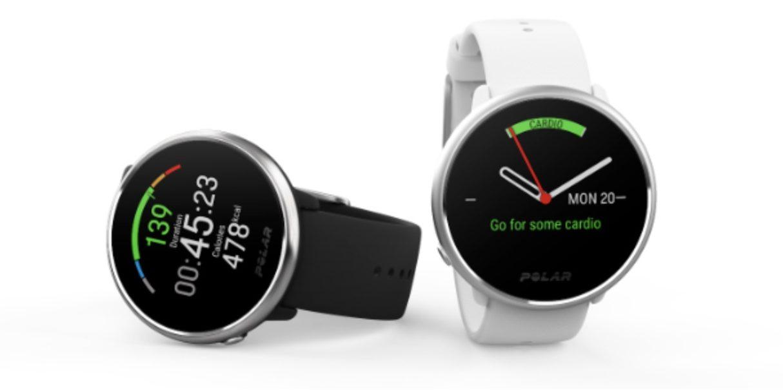 Polar S 230 Ignite Watch Has A Color Screen Gps And Sleep
