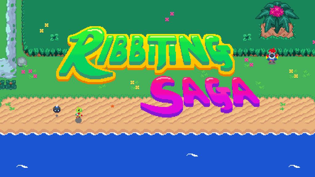 Ribbiting Saga.