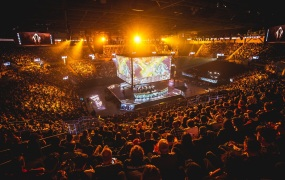 League of Legends Championship Series Spring Finals at Chaifetz Arena on April 13, 2019 in St. Louis, Missouri.