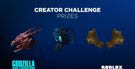 Roblox is launching creator challenge prizes.