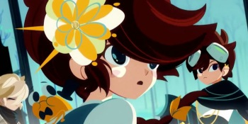 Cris Tales is a time-traveling homage to Japanese role-playing games