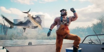 Maneater shows off its fisherman villain and 'Grand Theft Auto but with sharks' gameplay