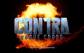 Contra: Rogue Corps is coming.