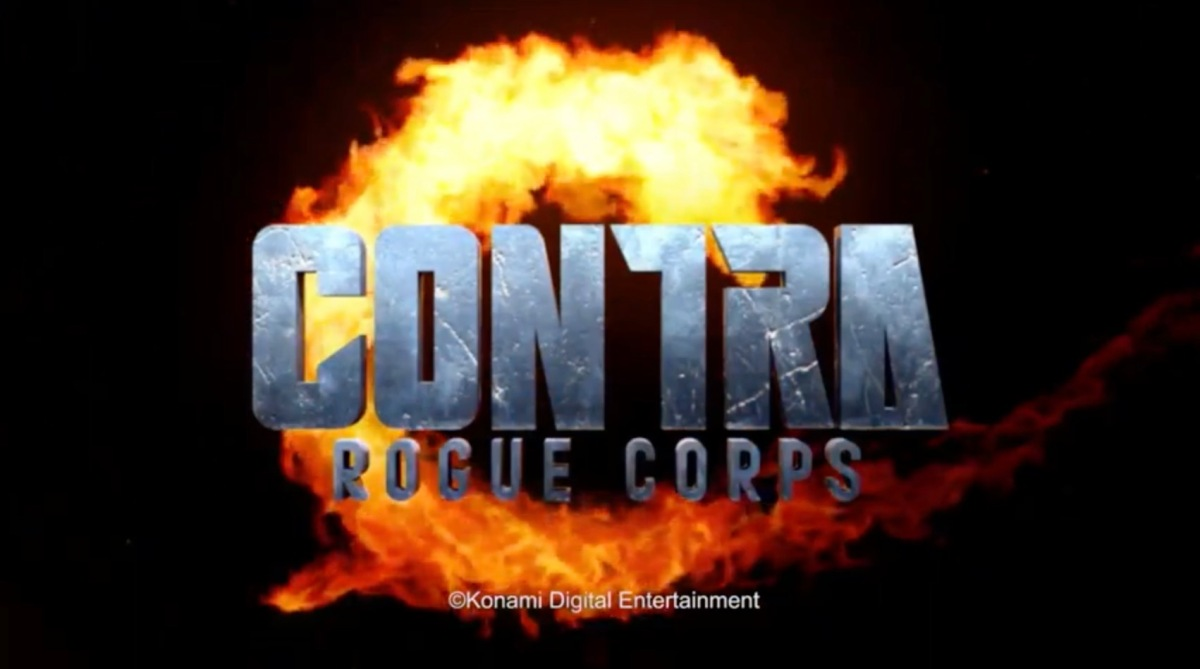 Contra: Rogue Corps is a New Entry in the Action Series