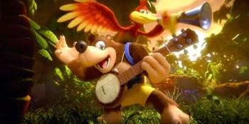 Banjo-Kazooie enter Super Smash Bros. Ultimate today