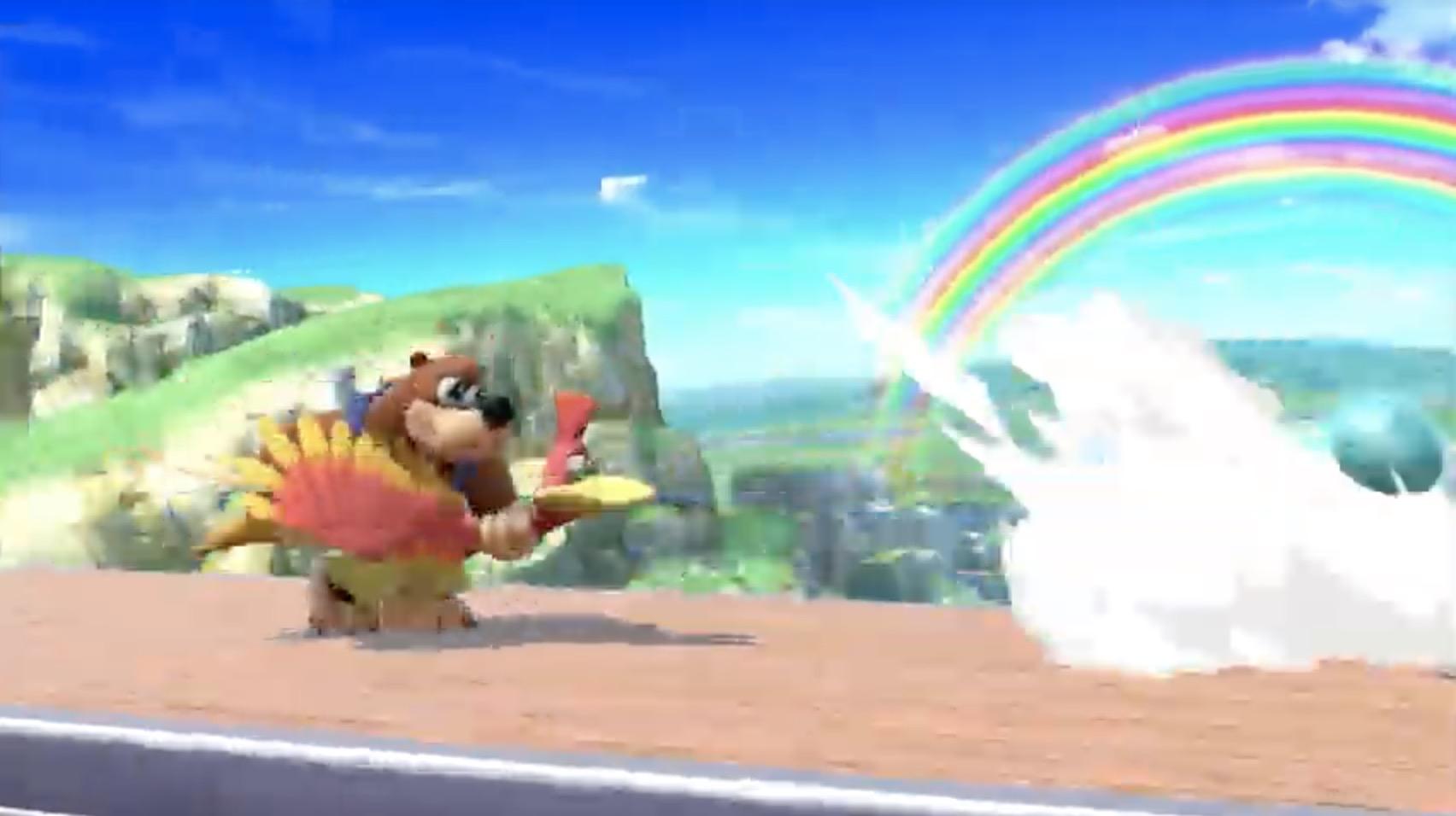 Banjo-Kazooie are coming to Super Smash Bros  Ultimate