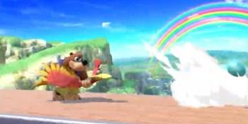 Banjo-Kazooie are coming to Super Smash Bros. Ultimate