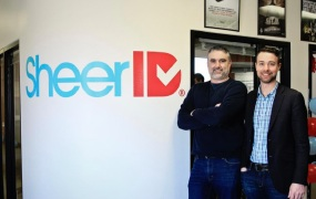 SheerID founders David Shear and Jake Weatherly.