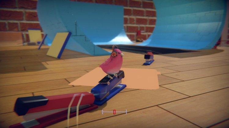 SkateBird is about a bird who skates.