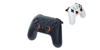 Google has a few colors for its Stadia controllers.