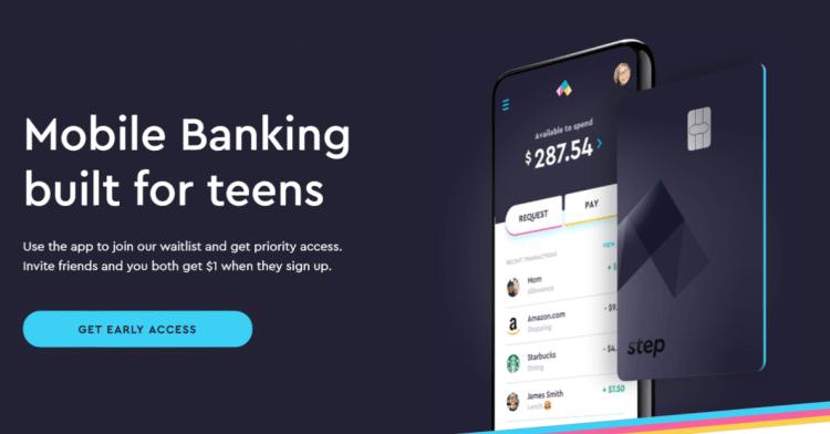 Step bank