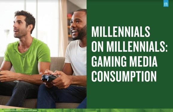 Millennials on Millennials: Gaming Media Consumption.