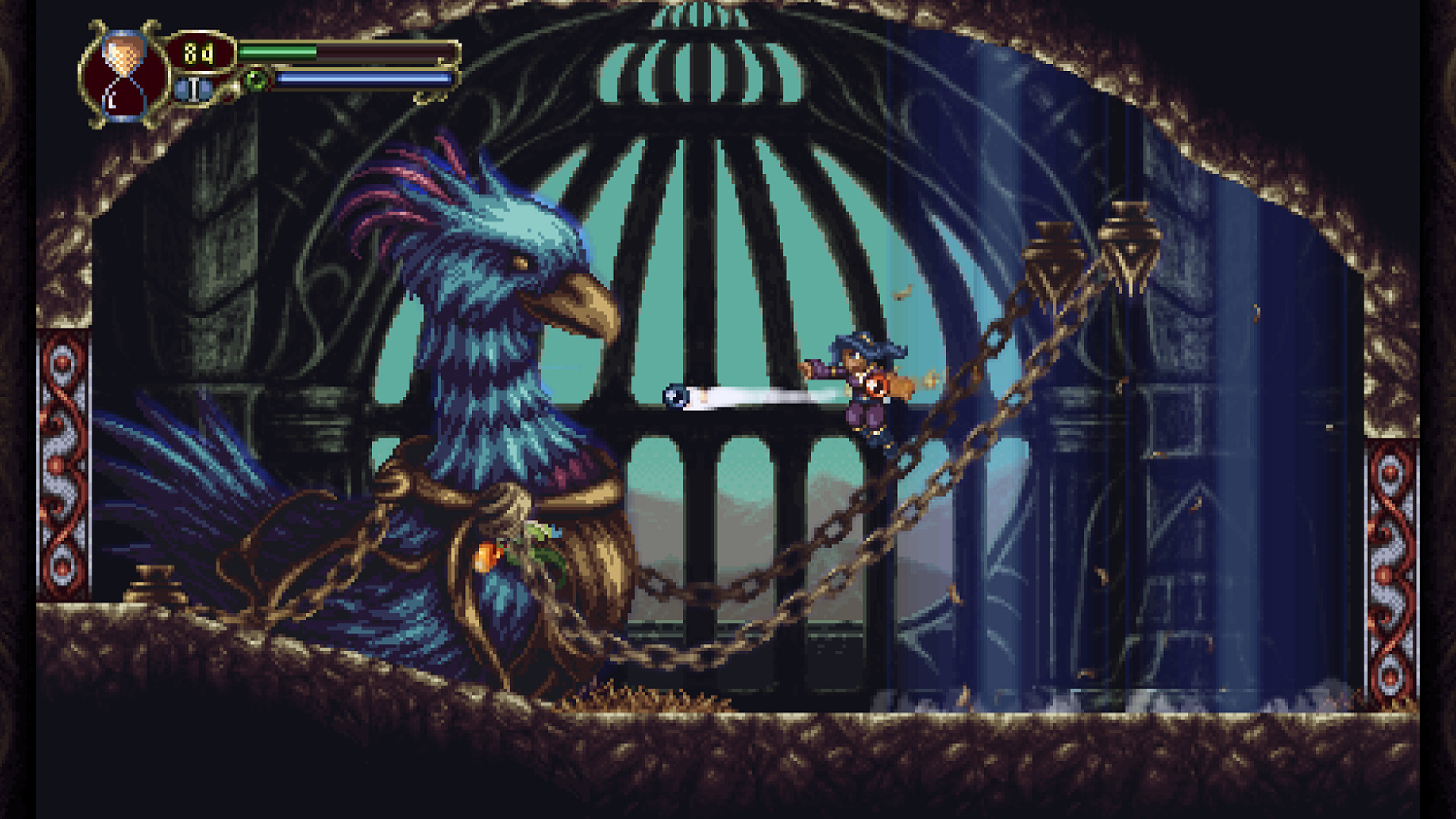 The Retrobeat Timespinner Is A Beautiful Symphony Of The Night