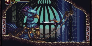 The RetroBeat: Timespinner is a beautiful Symphony of the Night indie tribute