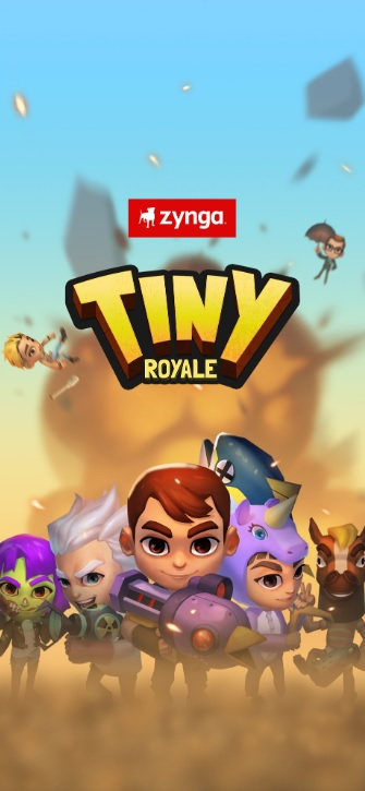 Tiny Royale on Snap Games.