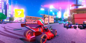 Touring Karts brings an eccentric mix of weapons and drinks to VR racing