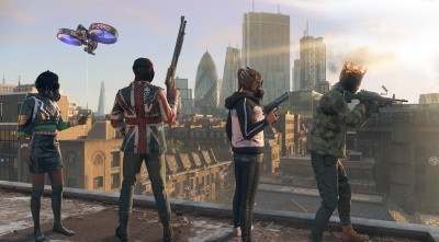 Ubisoft takes Watch Dogs Legion to London, where you can