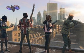 Watch Dogs Legion takes place in London.