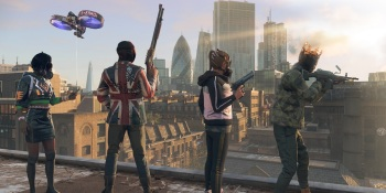 Ubisoft takes Watch Dogs Legion to London, where you can recruit anyone to Dedsec