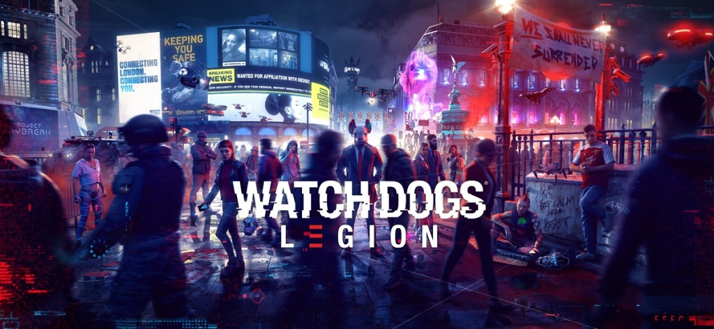 Watch Dogs Legion pits authority against chaos.