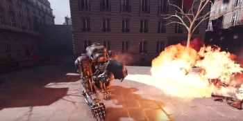 Wolfenstein: Cyberpilot launches without Oculus Rift support on Steam