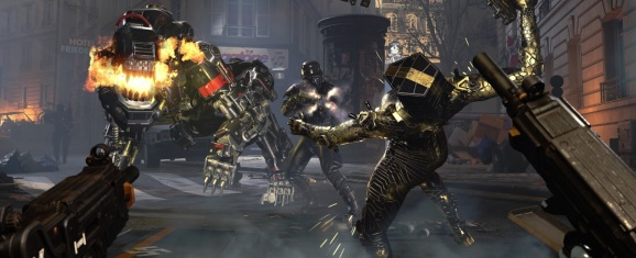 Wolfenstein: Youngblood co-op hands-on preview — Twin