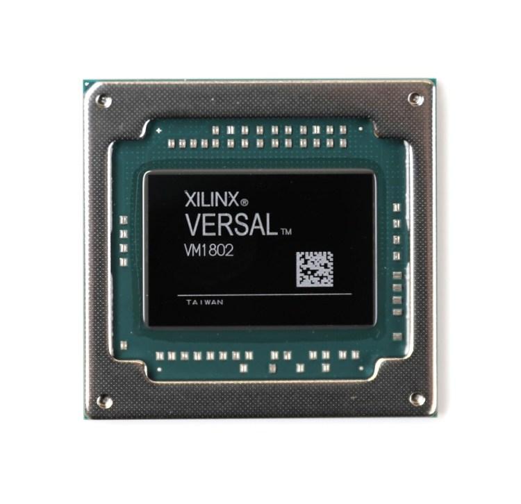 Xilinx Versal chip