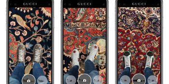 Gucci AR shoes