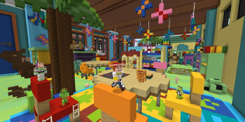 Minecraft Marketplace June 2019: Woody can retire from Toy Story now