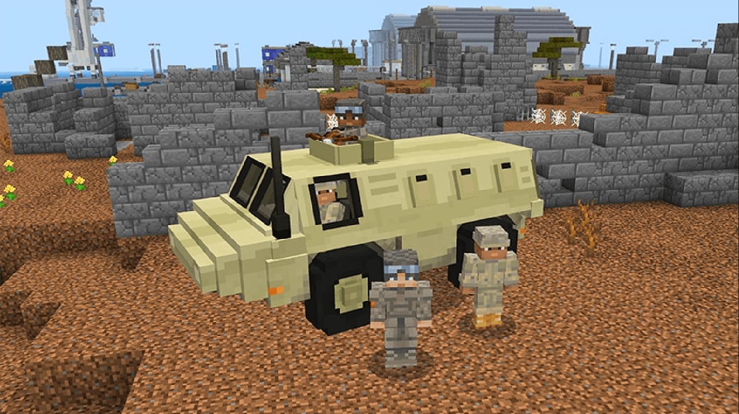 3. Military Base