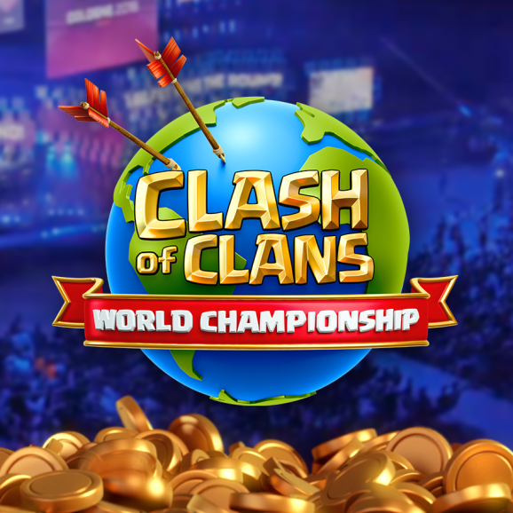 Clash of Clans World Championship.