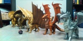 3D-printing Dungeons & Dragons' Monster Manual