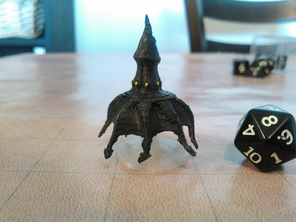 Darkmantles look kinda cute when they're small.