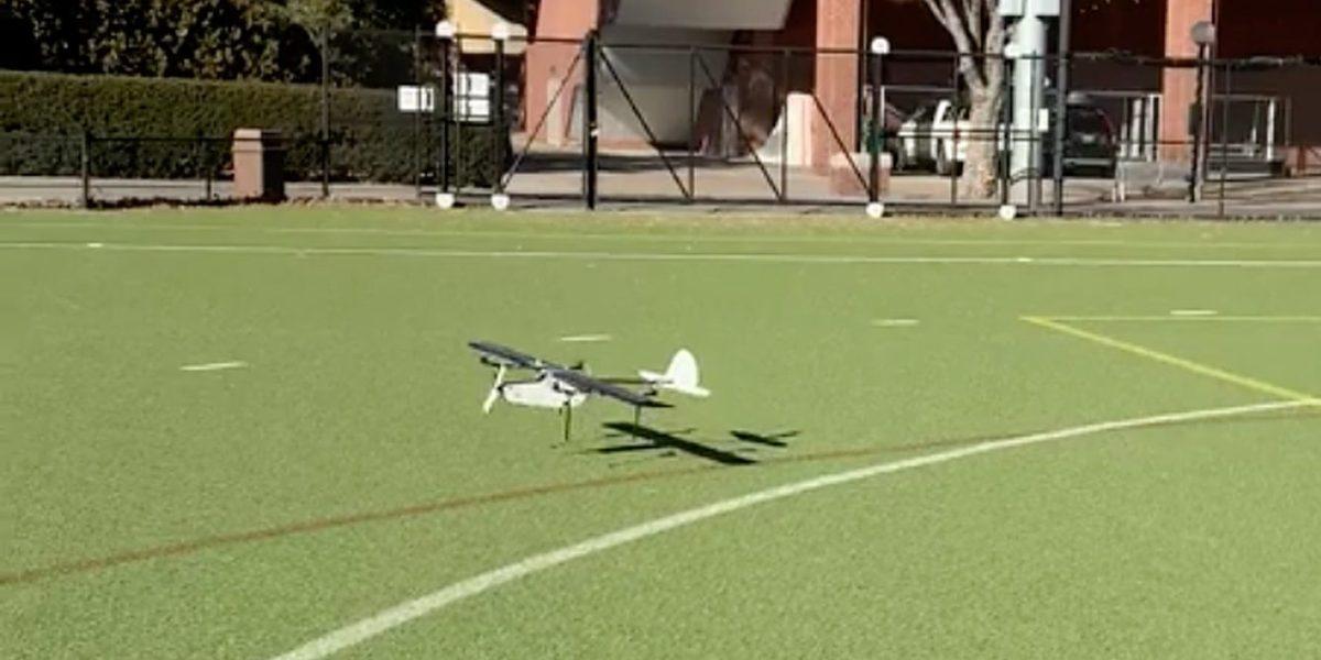 MIT CSAIL drone