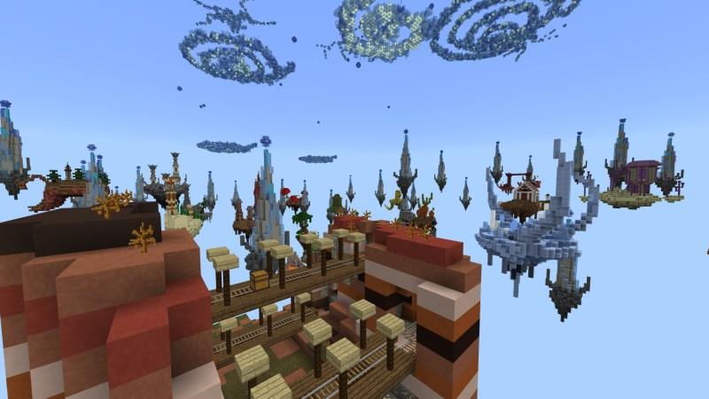 7. Epic Sky Block