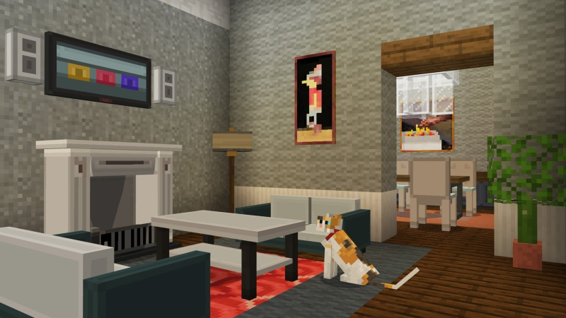 6. Furniture Shapescape