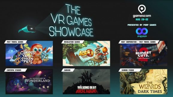 Gamescom gets its own VR showcase - Digital home