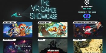 Gamescom gets its own VR showcase