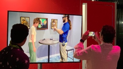 Magic Leap teams with Brainlab, SyncThink, and XRHealth for