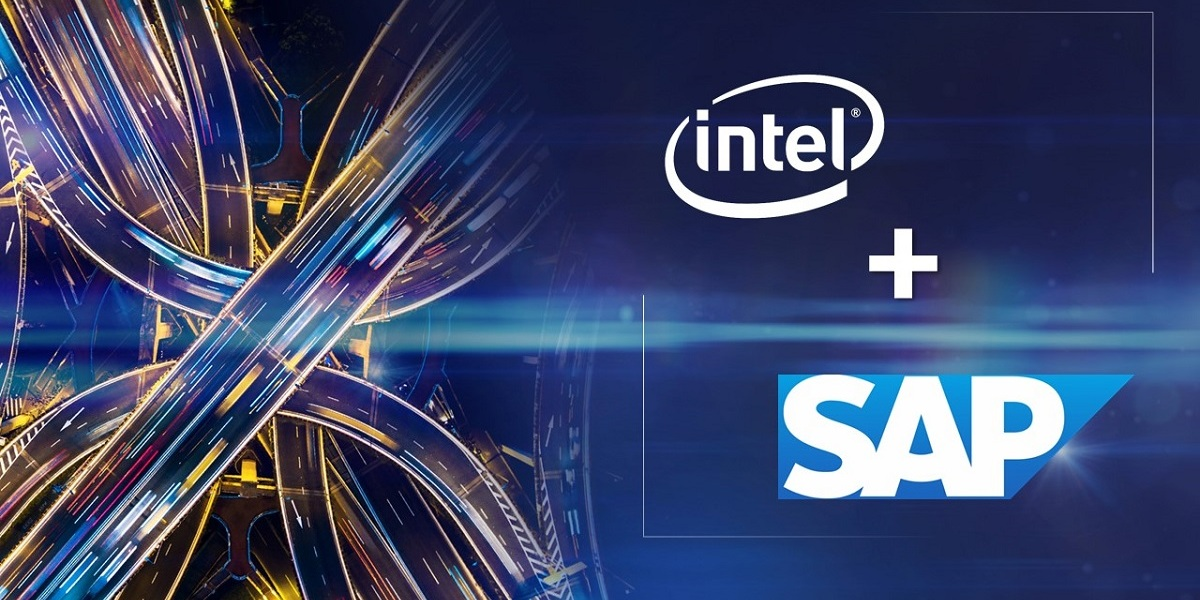 Intel and SAP are teamed up in the data center.