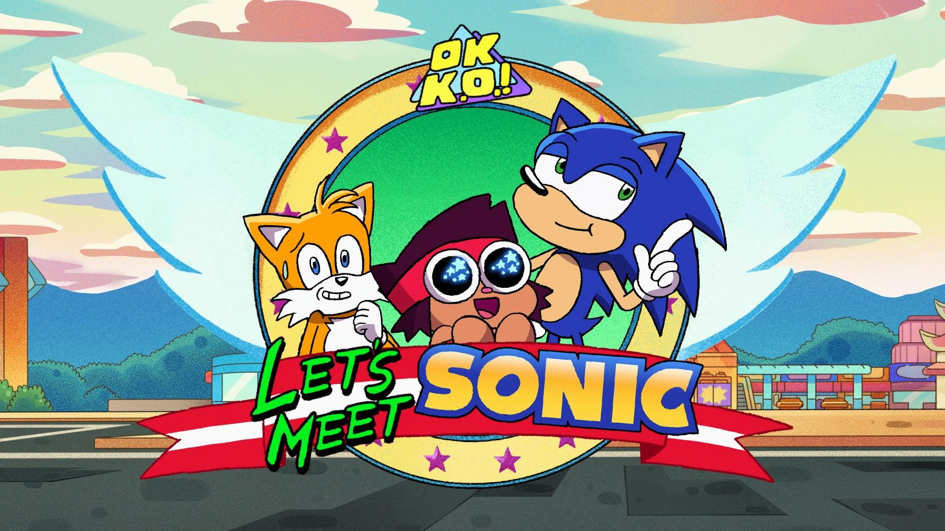 sonic the hedgehog cartoon tails